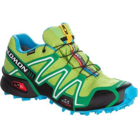 salomon men's speedcross 3 trail running shoe review qatar