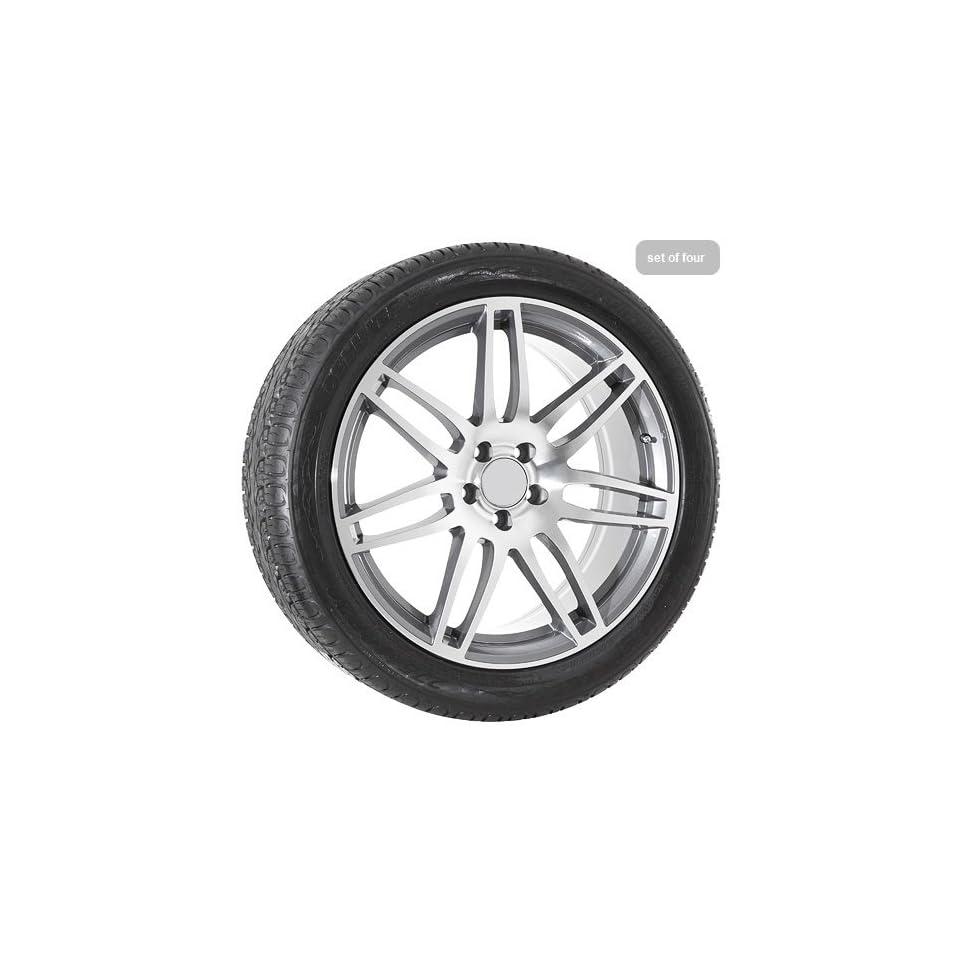 20 Inch Audi RS4 Style Wheels Rims Tires fit Audi Q5 Q7 Automotive