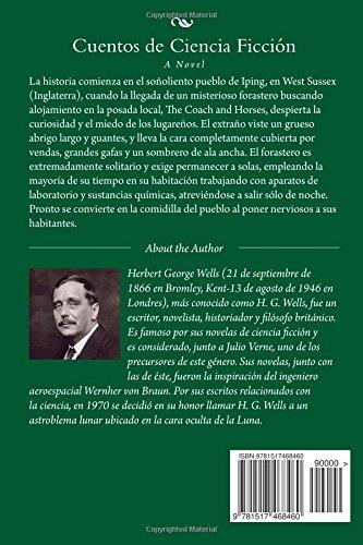 Amazon.com: Cuentos de Ciencia Ficcion: Compilacion (Spanish Edition) (9781517468460): H. G. Wells, Martin Hernandez B.: Books