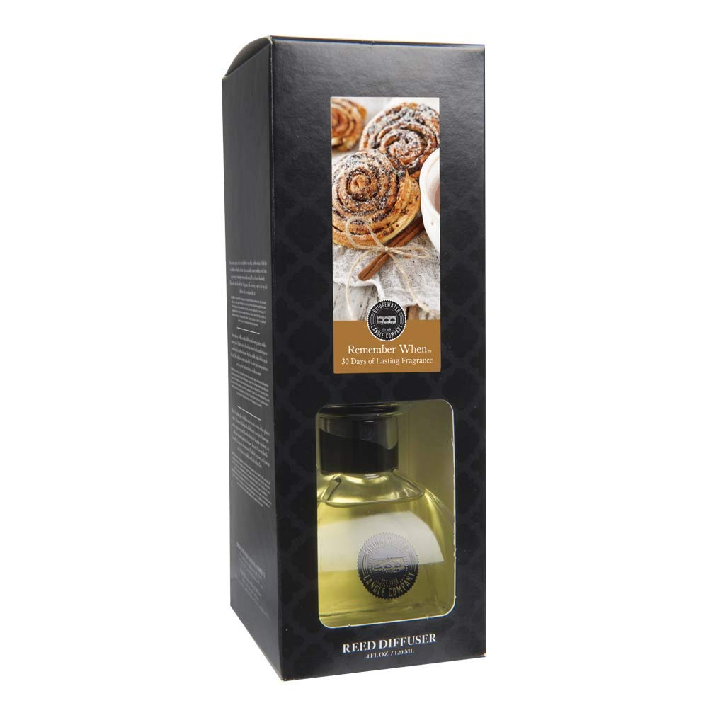 Bridgewater Candle小柄Reed Diffuser Remember When   B078JH2L5S