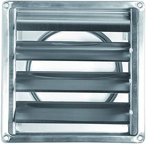 grille daspiration SMS surpression Grille daspiration en acier inoxydable DIN /Ø100 Grille de ventilation