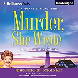 Murder, She Wrote: Killer in the Kitchen Audiobook