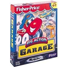Fisher-Price Big Action Garage