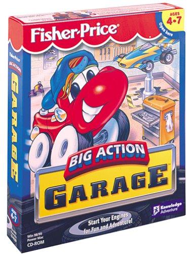 Fisher-Price Big Action Garage - PC/Mac