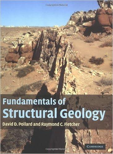 Fundamentals Of Structural Geology Hardback por Pollard epub