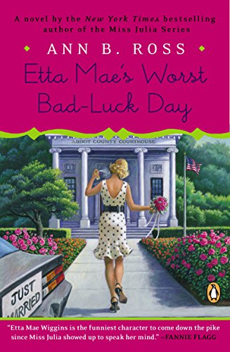 Etta Mae's Worst Bad-Luck Day (Miss Julia Book 16)