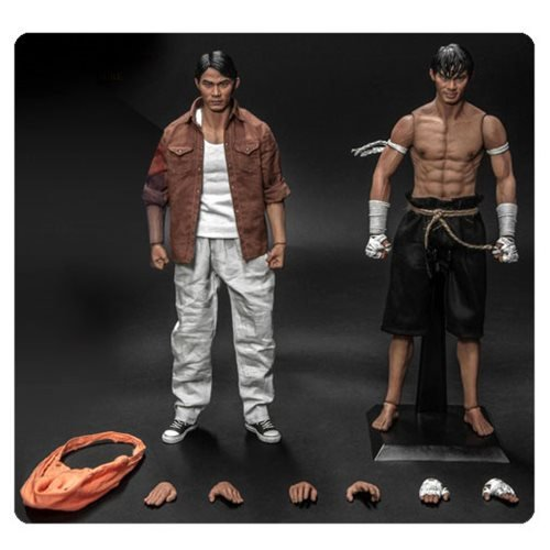 Ong-Bak: The Thai Warrior Ting 1:6 Scale Deluxe Collectible Action Figure