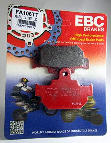 EBC FA106TT remblokken geschikt voor Suz-uki GZ 250 LS 650 TU 250 VL 125 250