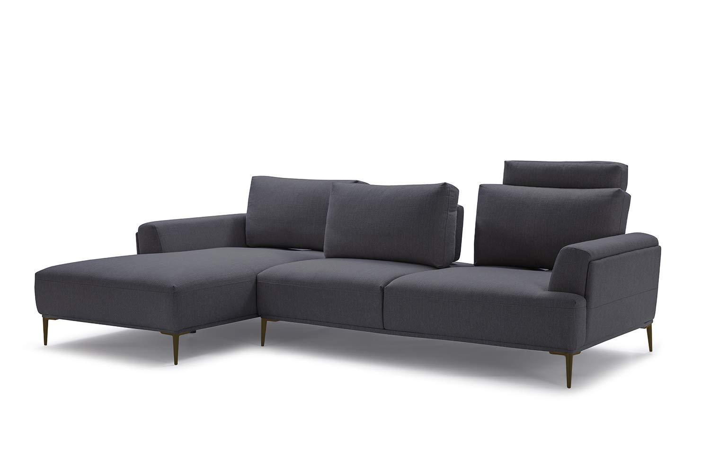 Meubletmoi - Sofá de Esquina Tejido modulable (Carpetas ...