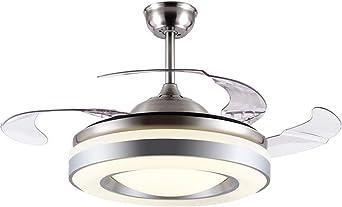 RXM 3 Colores De Techo Regulable Luces 72W Ventilador Moderno ...