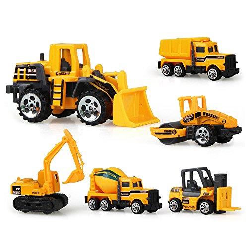 JellyDog Engineering Vehicles Bulldozers Excavator product image