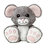 Aurora World Taddle Toes Scurry Mouse Plush, 10""