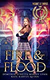 Kindle Store : Fire & Flood (Mount Olympus Academy Book 1)