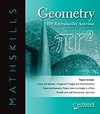 Mathskills Geometry, Michael Buckley, 1616515066