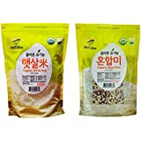 McCabe Organic Grain, 3-Pound (2-Pack) (White Rice and Mixed Rice)