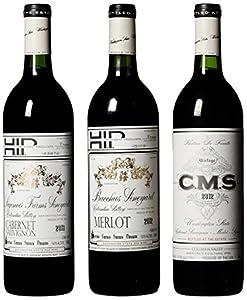 Hedges Family Estate Washington Reds II Mixed Wine Pack, 3 x 750 mL
