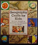Geography Crafts for Kids: 50 Cool Pr...