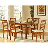 Parawood Furniture Picasso Collection Casual Dining Set