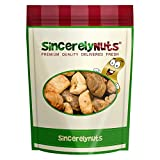 Sincerely Nuts Dried Turkish Figs - Three Lb. Bag – Delicious Sweet Treats – Antioxidant & Fiber Rich - Scrumptiously Fresh – Kosher Certified