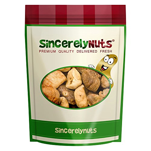 Sincerely Nuts Dried Turkish Figs - Two Lb. Bag – Deliciou
