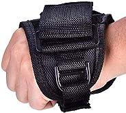 Diving Flashlight Glove, Adjustable Wrist Strap Goodman Glove Underwater Scuba Diving Torch Flashlight Holder