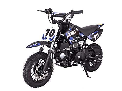 TAO Dirt Bike DB10 (Blue)