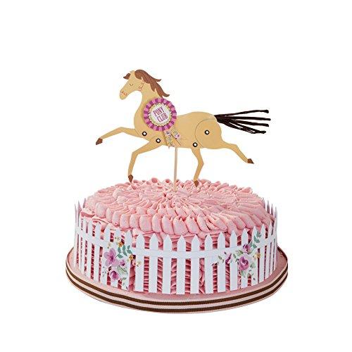 Horse Cake Topper Amazoncom
