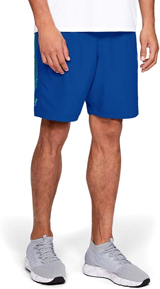 Under Armour Men Woven Graphic Short