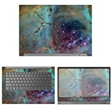 "decalrus - Protective Decal Galaxy Skin Sticker for Lenovo Yoga C930 (13.9"" Screen) case Cover wrap LEyoga13_C930-74"