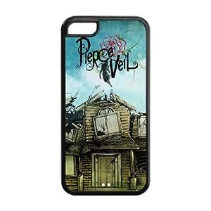 Unique Custom Pierce the Veil House Background iPhone 5C Case Cover