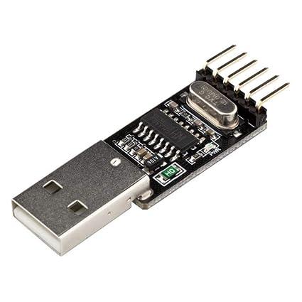 RobotDyn USB Serial Adapter CH340G 5V//3.3V USB to Ttl-uart For Arduino Pro Mini