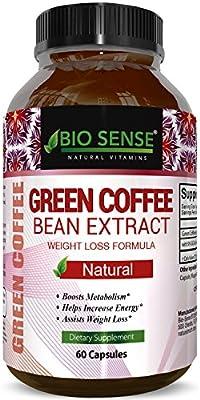 pure life green coffee bean bluff