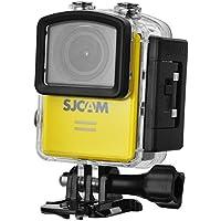 Sport Camera-Yellow WiFi Remote Sport Camera Support Remote Control Action Camera