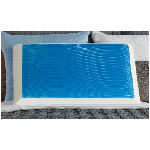 Sealy Memory Foam Hydraluxe Pillow