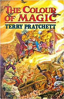 the colour of magic discworld novels hardcover - The Color Of Magic Book