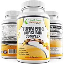 * EXTREME TURMERIC CURCUMIN WITH 95% CURCUMINOIDS & BIOPERINE * Ultra Advanced 100% Natural Formula – Best Inflammatory Organic Capsules – Dr Rated Dietary Supplement