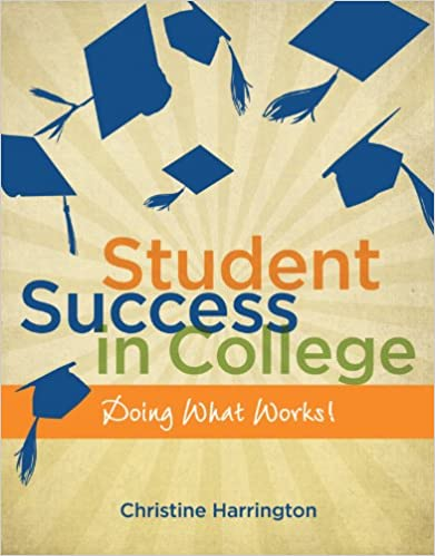 Amazon student success in college doing what works textbook amazon student success in college doing what works textbook specific csfi ebook christine harrington kindle store fandeluxe Choice Image