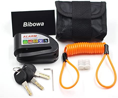 Bibowa Disc Brake Lock Alarm product image