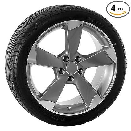 Amazoncom Inch Audi Wheels Rims Tires Fits Audi S S S A A - Audi rims