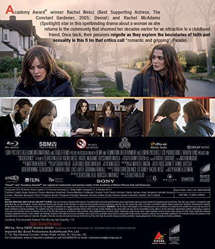 Amazon in: Buy Disobedience DVD, Blu-ray Online at Best Prices in