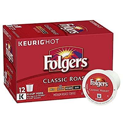 Folgers Classic Roast from Folgers K Cups