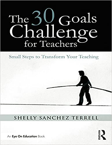 30 Goals Challenge by Shelly Terrell