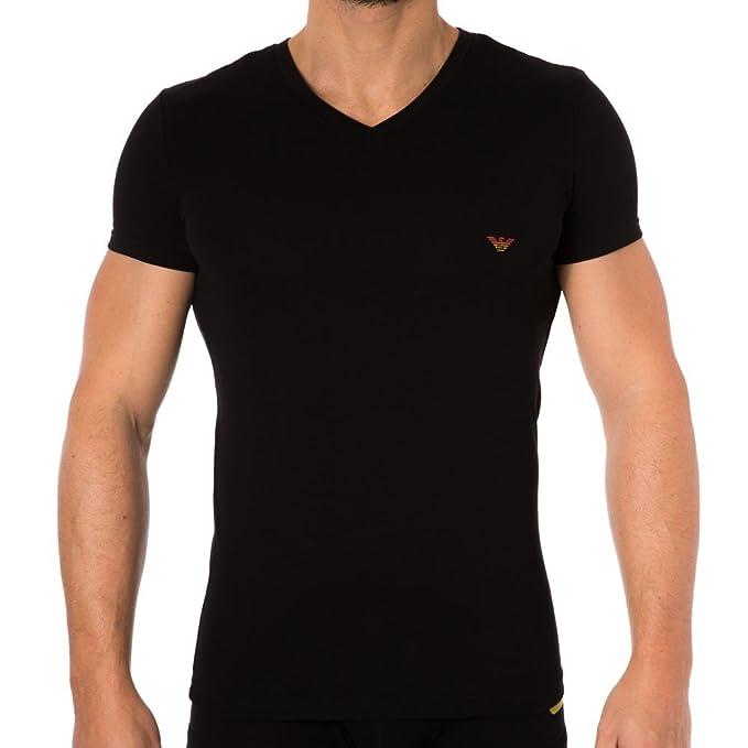 Emporio Armani – Camiseta Interior Negro L