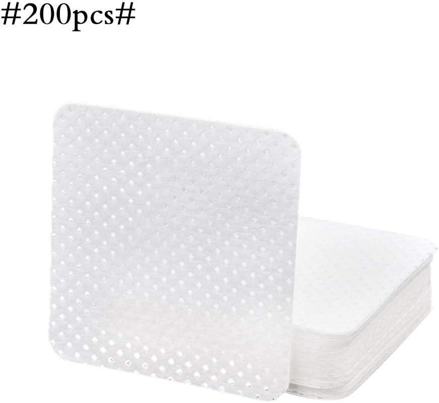 toallitas de u/ñas toallitas de algod/ón secas para Uso en el hogar sal/ón de u/ñas Lif/éUP Toallitas limpiadoras removedoras s/úper Absorbente y Suave