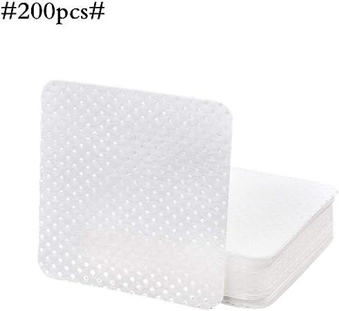 LiféUP Toallitas limpiadoras removedoras, toallitas de uñas, toallitas de algodón secas para Uso en el hogar, salón de uñas, súper Absorbente y Suave: Amazon.es: Hogar