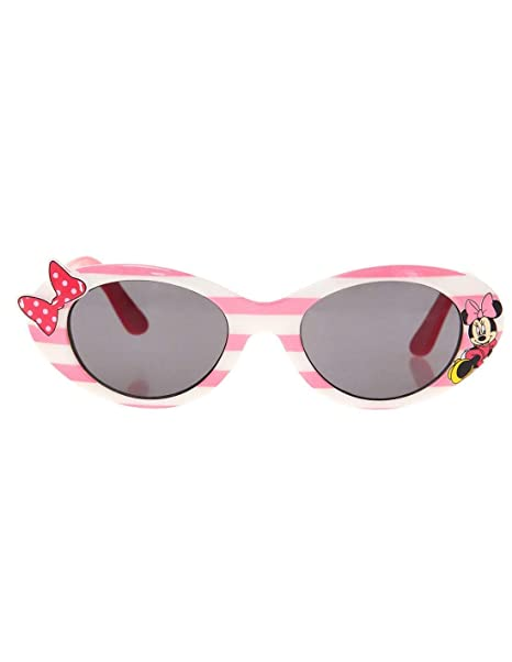 Minnie - Gafas de sol - para niña blanco/rosa Talla única ...