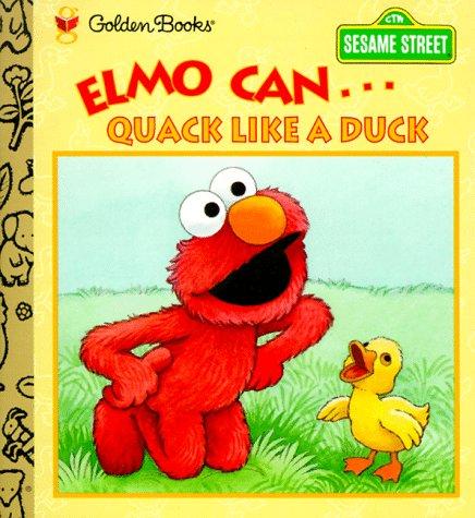 Elmo Can... Quack Like a Duck (Sesame Street) ()