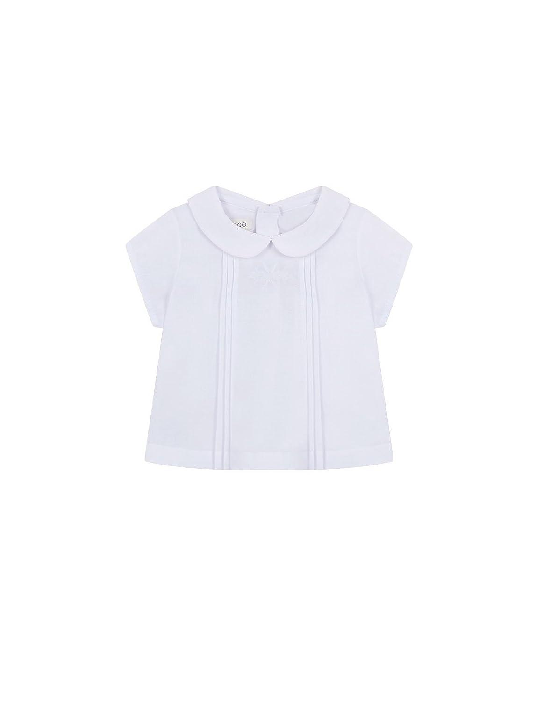 Gocco Baby Boys' Blouse White (Blanco WA) 68 cm S81CBCCA201