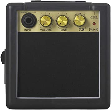 RUINAIER PG-3 3W Amplificador de Amplificador de Guitarra ...