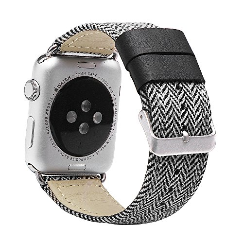 For Apple Watch Band 38mm, Maxjoy Watchbands for Apple